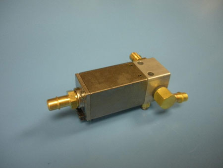Assembly, Solenoid
