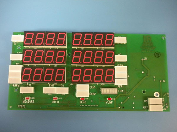 Assembly, Display PC Board