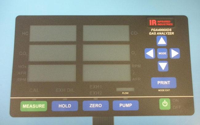 Display Switch Overlay
